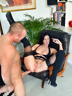 Lara Stockings Sex